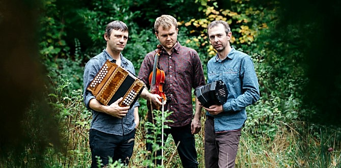 Leveret - Englands finest folk musicians