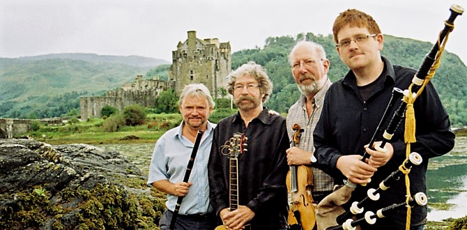 The Tannahill Weavers - traditional Scottish music at its best