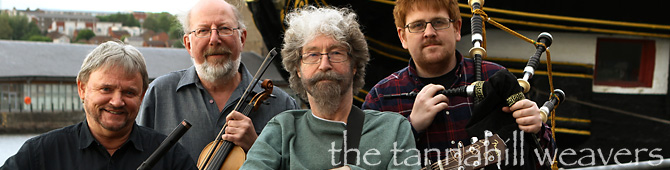 Tannahill Weavers - courtesy of The Courier