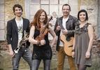CARA - a new breeze in Irish music - Quartett-Besetzung