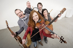 CARA - a new breeze in Irish music - Quintett-Besetzung